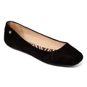 Tahari Black Ballet Flats Size 9.5